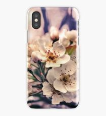 Blossoms at Dusk  iPhone Case