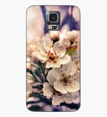 Blossoms at Dusk  Case/Skin for Samsung Galaxy