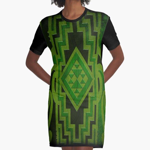 Tangiwai Graphic T-Shirt Dress