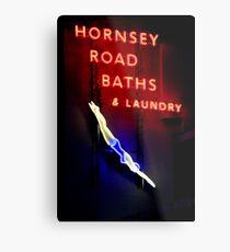 Hornsey Road Baths & Laundry  Metal Print