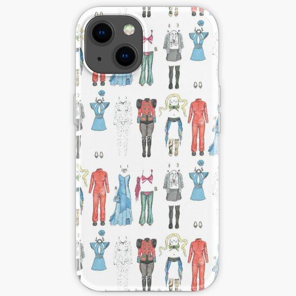 BRITNEY iconic costumes iPhone Soft Case