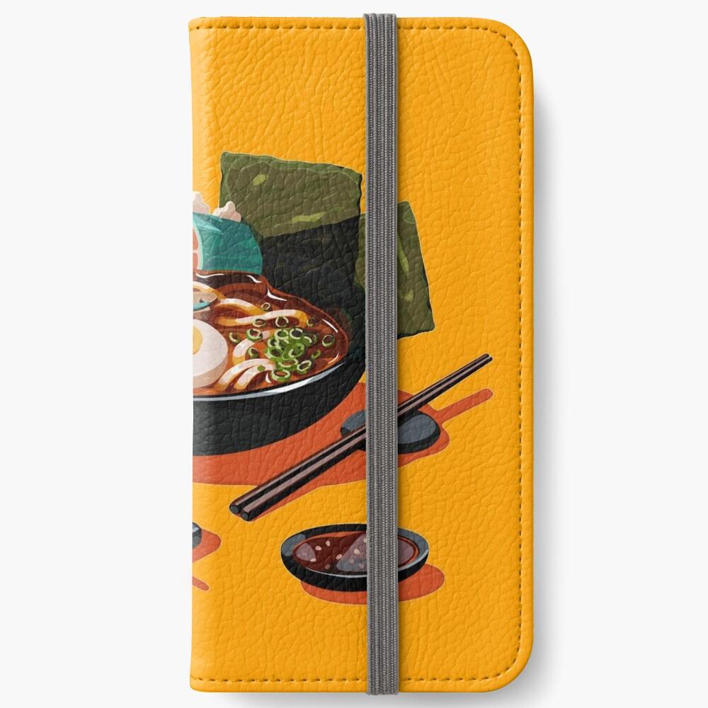 Ramen  iPhone Wallet