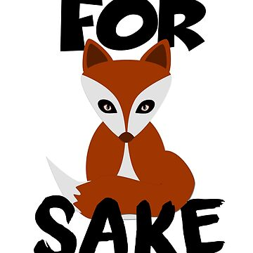 For Fox Sake by umeimages