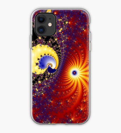 Strange Attractor I iPhone Case