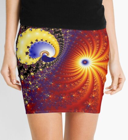 Strange Attractor I Mini Skirt