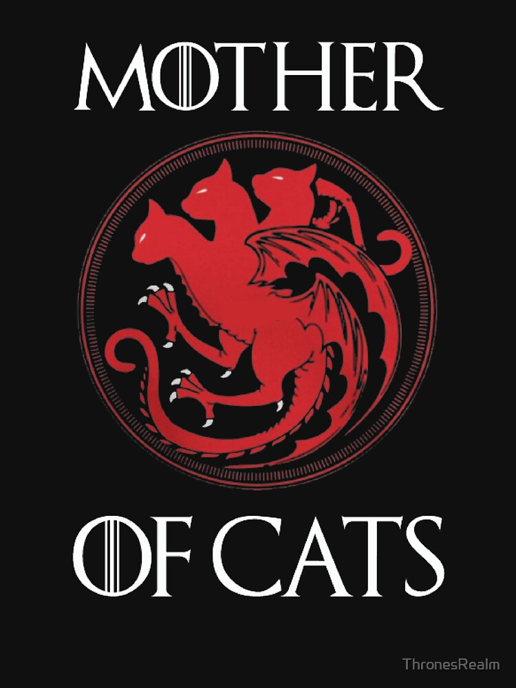 Mother of Cats  by ThronesRealm