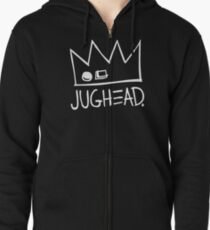 Jughead Jones - Riverdale Zipped Hoodie