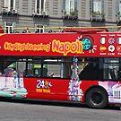 Naples Tourist Bus by longaray2