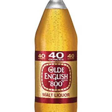 40 Olde English Malt Liquor by BoringCoShirts