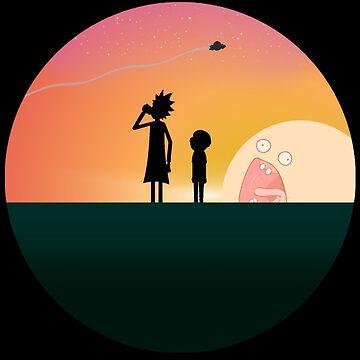 Horizon of Adventure by rorkstarmason