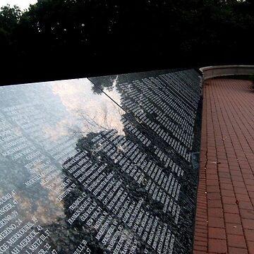 Wall Of Names: Remembering 9/11 by amberwayne52