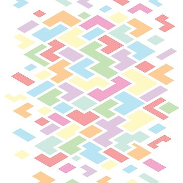 Geometric Tiles by Fangpunk