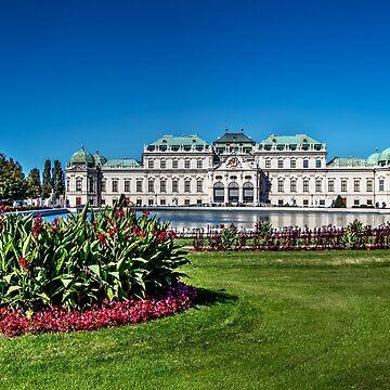 Belvedere Palace by Bernai