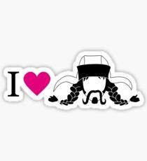I love Bofur Sticker