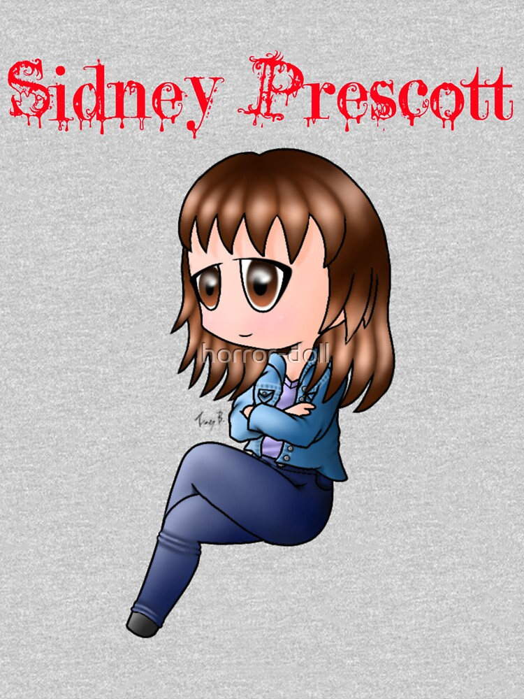 Sidney Prescott by horror-doll
