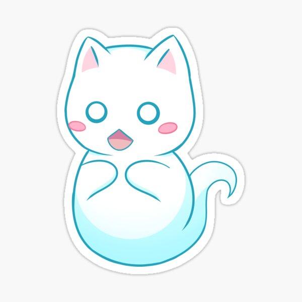 Ghost Cat - Spook - 2018 Sticker