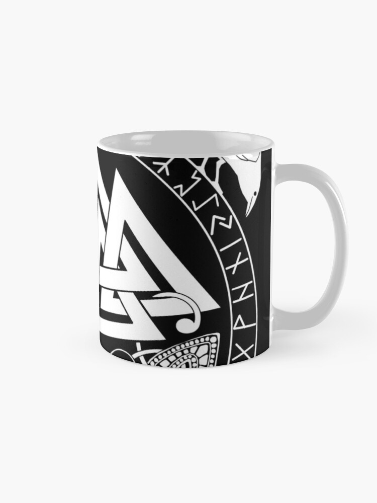 Alternate view of Woden Mug