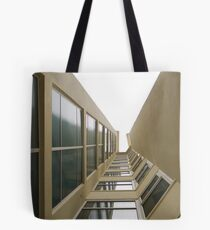 Behind the Metropole Court - 1 Tote Bag