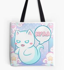 Ghost Cat - Nyaa - 2018 Tote Bag