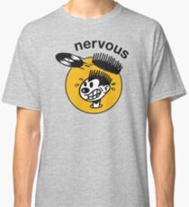 NERVOUS RECORDS Classic T-Shirt
