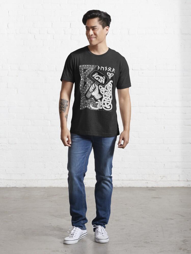 Alternate view of Thunor Essential T-Shirt
