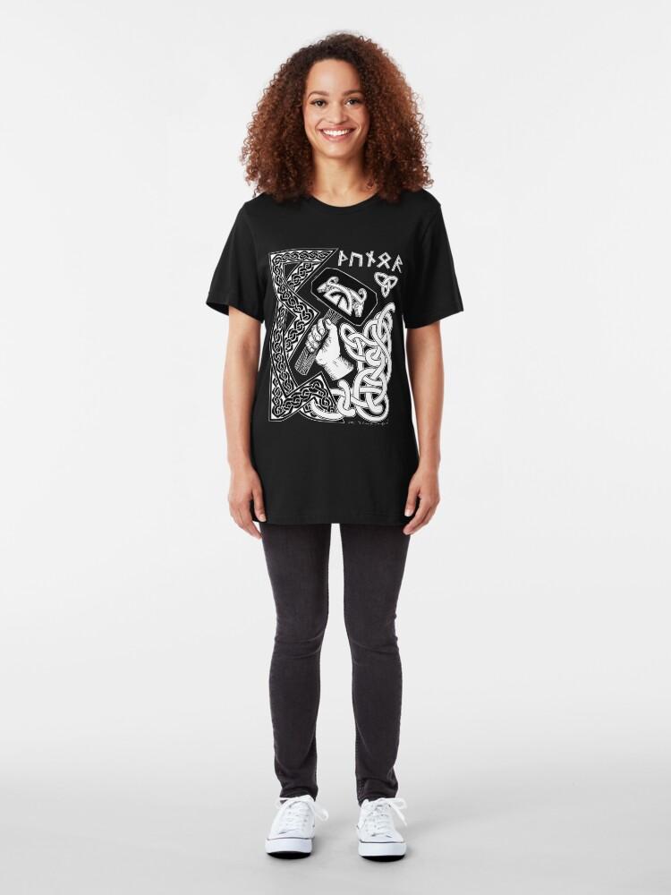 Alternate view of Thunor Slim Fit T-Shirt