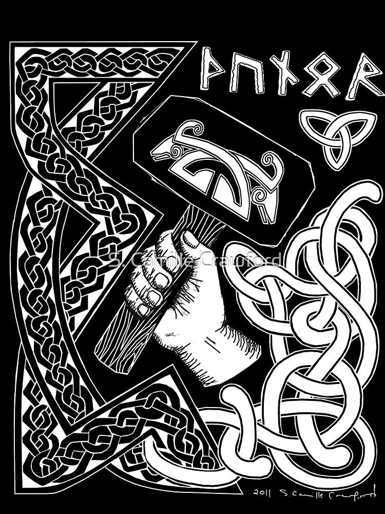 Thunor by CorpseCafe