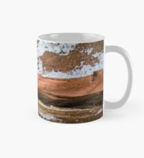 The wood draws trees - Reflecting the Nature it was Mug