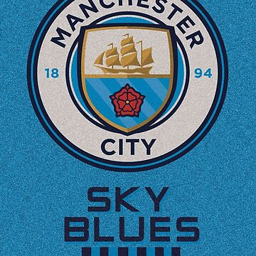 Sky Blues (Champions) Man City by GoldyMaster07