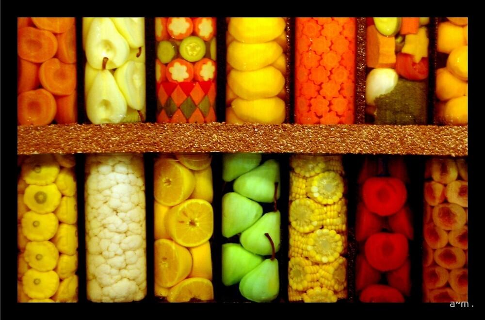 ~Seasonal Specimens~ by a~m .