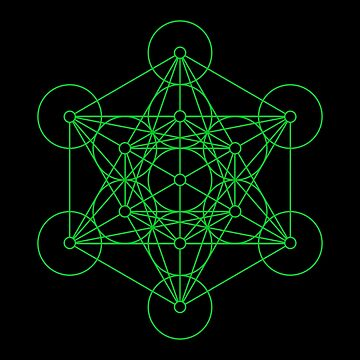 Metatrons Cube by trev4000