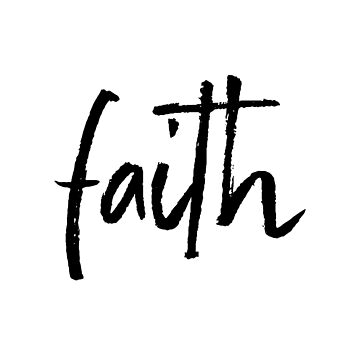 Faith quote by adelemawhinney