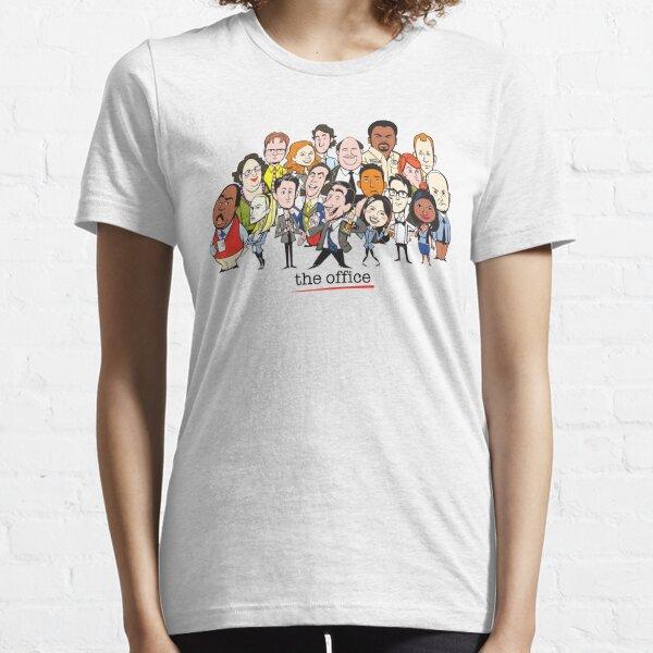 The Office Cast Tv Camiseta esencial