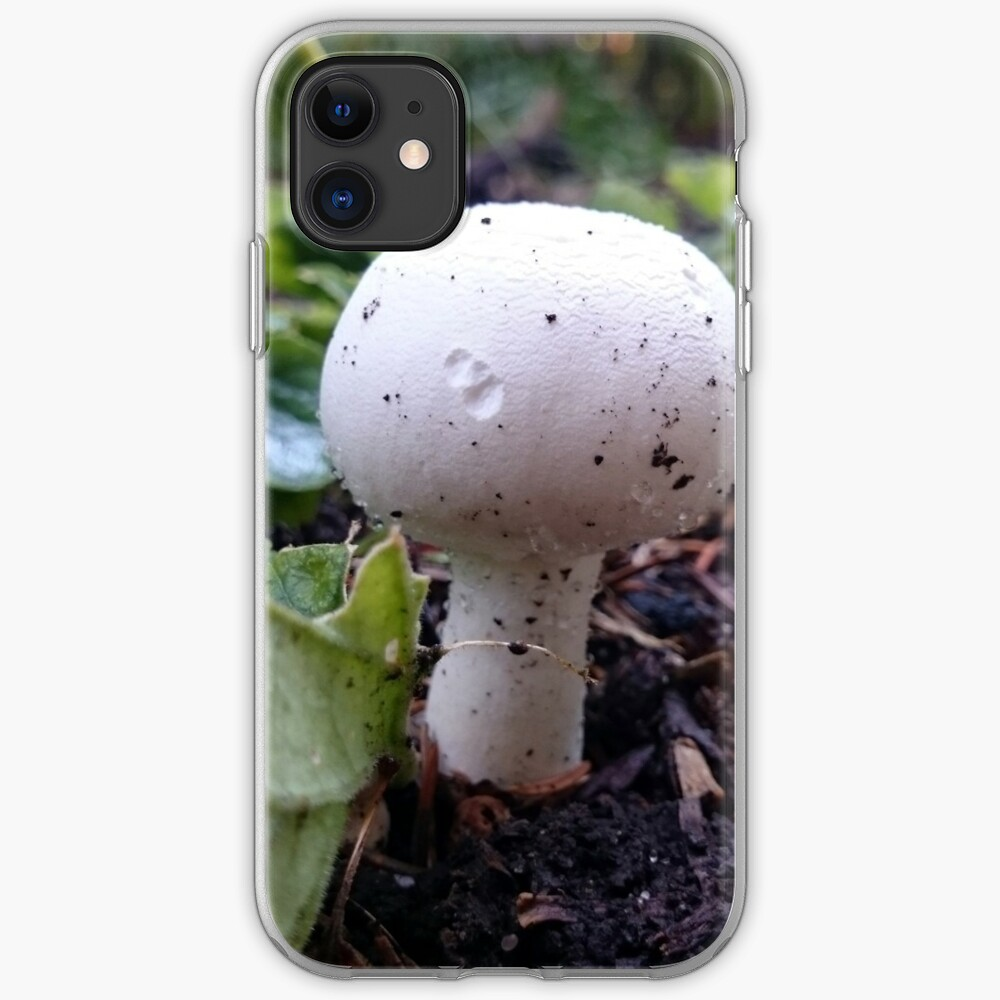 Der Pilz iPhone-Hülle & Cover
