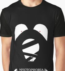 Nyctophobia Graphic T-Shirt
