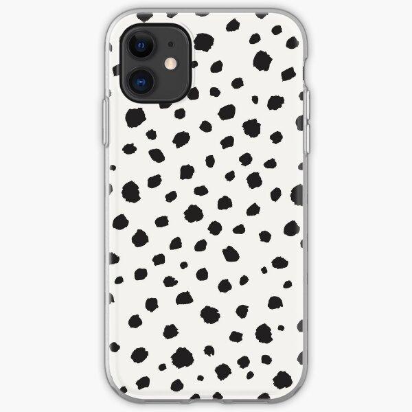 Spots Animal Print iPhone Soft Case