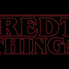 Stranger WREDtv Things by WREDtv