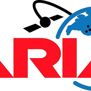 Advanced Rapid Imaging and Analysis (ARIA) Project Logo by Quatrosales
