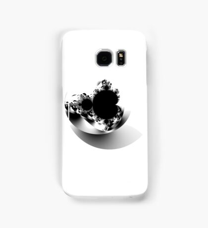 Untitled XVII - Black Samsung Galaxy Case/Skin