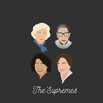 Supremes 2x2 Phone Case by thefilmartist