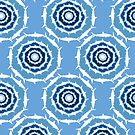 Shark Spiral (Pattern) by ezcreative