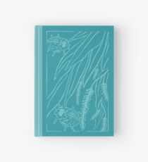 Calligrapha Beetles and Black Willow Hardcover Journal