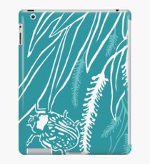 Calligrapha Beetles and Black Willow iPad Case/Skin