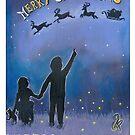 « Carte de Noël enfants » par cindybarillet
