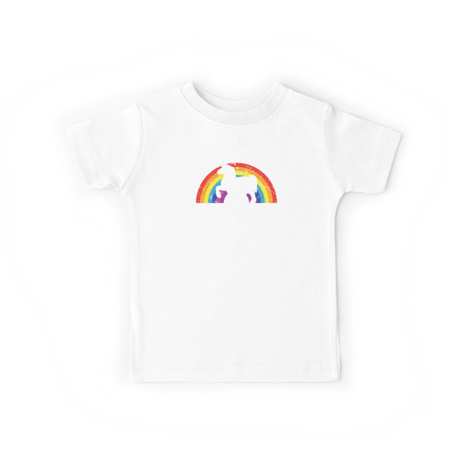 Unicorns Are Born In August Shirt Birthday Month Gift Tee von haselshirt