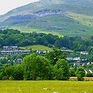 Coniston village by Tom Gomez