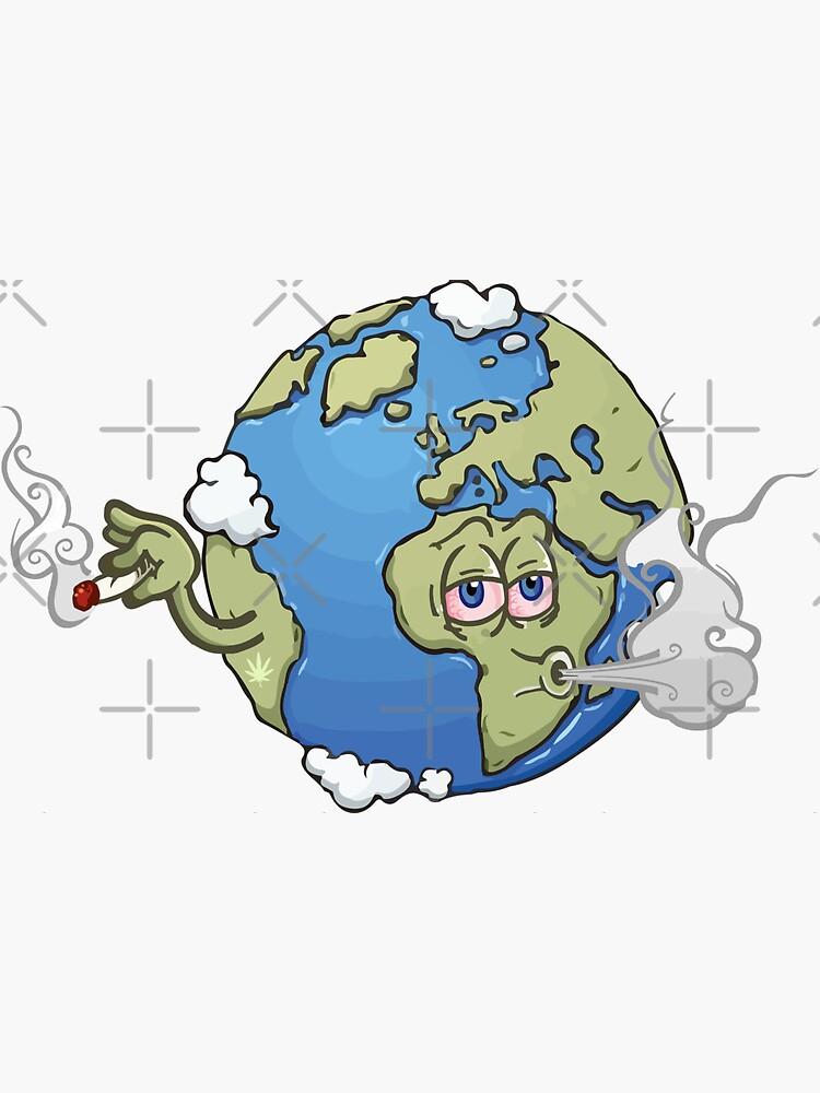 Earth Go Hard by shaylikipnis