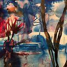 Bäume von Marianna Tankelevich