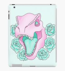 Pink and Extinct  iPad Case/Skin