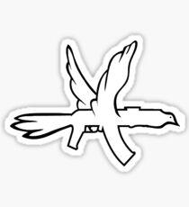 Logo Columbine Sticker
